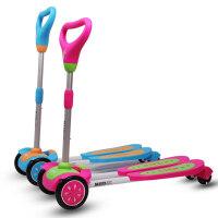儿童蛙式 静音四轮滑行车 可调高度摇摆车童车滑板车