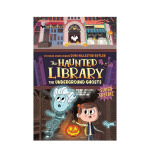 Haunted Library Super Special,闹鬼图书馆特别特别 英文原版