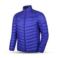 KELME卡尔美 K15P021 男式薄羽绒外套 修身保暖羽绒上衣 足球训练羽绒夹克