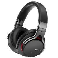 索尼(SONY)MDR-1ABT 触控高品质 无线立体声耳机 黑色
