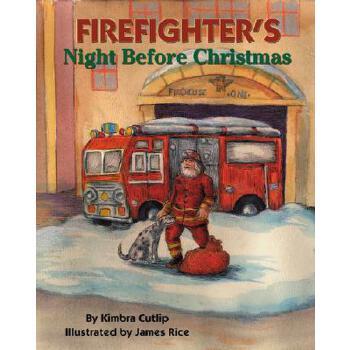 【预订】Firefighter's Night Before Christmas 预订商品,需要1-3个月发货,非质量问题不接受退换货。
