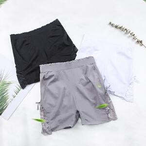 【春夏特价】夏季女士打底短裤无痕防走光内裤 打底安全内裤
