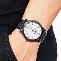 新款户外男士手表防水时尚款石英表男士生日礼物送男友潮流
