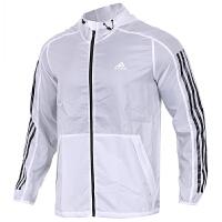 Adidas阿迪达斯 男装 2018新款运动休闲夹克外套防风衣 CV6290