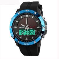 20180321021609635 双机时尚男表太阳能户外电子运动防水学生男个性腕表