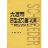 大提琴基础练习170首(第一册),(德)施勒德尔,人民音乐出版社9787103024508