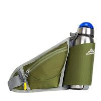 户外尖锋 水壶腰包胸包斜挎包小包男女通用户外跑步休闲腰包 骑行水壶腰包