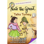 【英文原版】Nate the Great Talks Turkey 了不起的小侦探内特#25