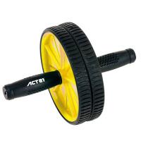 健腹轮腹肌轮收腹轮滚轮巨轮静音健身器材家用体育其他中小型器材