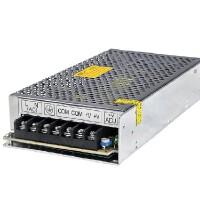 伊莱科 开关电源S-150-24 监控安防电源 24v150w开关电源