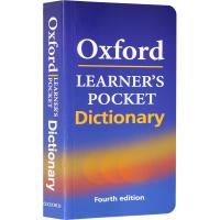 牛津初级袖珍英语词典 Oxford Learner s Pocket Dictionary 英文原版学习工具书 正版进