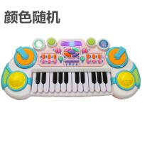 儿童电子琴玩具1-3-6岁初学 男孩女孩婴儿宝宝弹钢琴玩具音乐