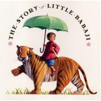 巴巴吉的新衣服(20世纪经典童书)【英文原版】The Story of Little Babaji