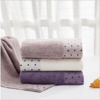 居家吸水毛巾 纯棉洗脸面巾情侣家用加厚提花纯棉毛巾方巾