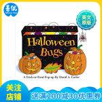 HALLOWEEN BUGS飞虫的万圣节 英文原版儿童立体书