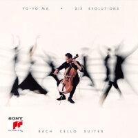 马友友:演变六章-巴赫 无伴奏大提琴组曲全新专辑CD