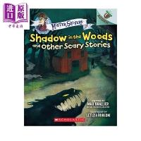 【中商原版】Mister Shivers #02: Shadow in Woods and Scary Stories