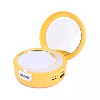 多功能移动电源美妆镜充电宝便携可爱创意充电宝创意礼品定制logo