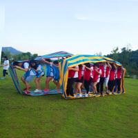 风火轮车轮滚滚履带感统训练趣味拓展运动会游戏道具体育器材