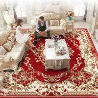 欧式地毯客厅沙发茶几垫家用卧室满铺房间长方形床边简约现代美式SN3882 3×4米 420纬加捻12毫米