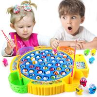 磁性大号男童3-6周岁2女孩玩具1-3岁男宝宝钓鱼玩具