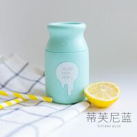 奶瓶加湿器迷你家用静音usb卧室办公室空气小型便携车载补水喷雾
