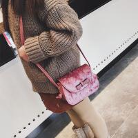 七夕礼物儿童包包韩版公主时尚包2018新款单肩斜挎包宝宝可爱小女孩小包包 粉色