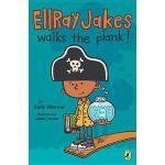 【预订】EllRay Jakes Walks the Plank!