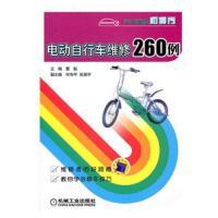 电动自行车维修260例 董魁 111319337