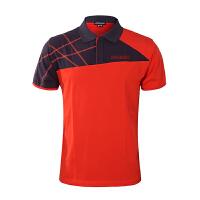 多尼克DONIC 83631乒乓球服 短袖Polo 运动POLO 男女款