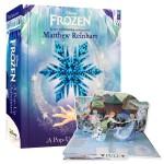 【预订】Frozen: A Pop-Up Adventure 迪士尼立体书:冰雪奇缘 英文原版童书