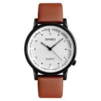 简约男士防水石英指针手表皮带商务男表个性时尚腕表时装表