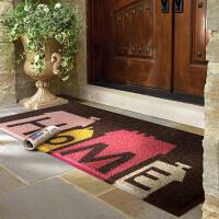 家纺地垫进门入户门大门口厨房丝圈脚垫卧室地毯家用门厅入户入门门垫
