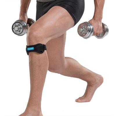 男士跑步运动膑骨带损伤护髌骨带护膝膝盖保护半月板女士健身护具 送吸汗护腕 均码 发货周期:一般在付款后2-90天左右发货,具体发货时间请以与客服协商的时间为准