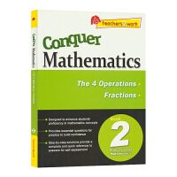 SAP Conquer Mathematics 2 The 4 Operations Fractions 攻克数学系列