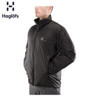 Haglofs火柴棍秋冬户外男款保暖夹克全拉链外套603747 欧版