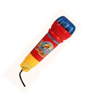 儿童麦克风话筒玩具回声无须电池 玩具培养宝宝唱歌玩具
