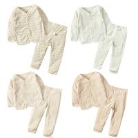 婴儿童套装女宝宝衣服0-1岁3个月新生儿衣服秋季冬装春秋款外出服