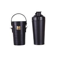 【限时秒杀】杯具熊(BEDDYBEAR)能量保温杯碱性矿物质不锈钢水壶健康杯泡茶杯700ml 黑色