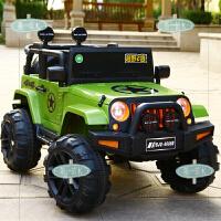 儿童电动车四轮四驱汽车遥控自驾越野车玩具车小孩宝宝可坐人充电