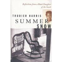 SUMMER SNOW(ISBN=9780807072554) 英文原版