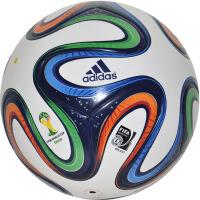 Adidas 阿迪达斯 世界杯5号足球巴西世界杯 比赛足球 限量版足球 (桑巴荣耀) ADIDAS-G73622