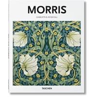 包邮现货 英文原版 William Morris 威廉・莫里斯 艺术设计作品集 19世纪英国设计师 工艺美术运动 Ta