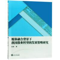 媒体融合背景下我国报业转型的发展策略研究 武汉大学出版社