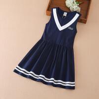 女童�B衣裙夏�b�\�有∨�孩背心裙子�和��b夏季公主裙