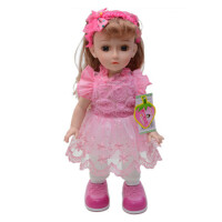 【全店支持礼品卡】安娜公主会说话的智能娃娃对话儿童仿真芭比洋娃娃女孩玩具礼物