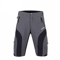 可拆坐垫 休闲山地1/2裤 骑行服中裤单车户外短裤 X
