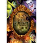 【预订】Disney Villains: The Evilest of Them All