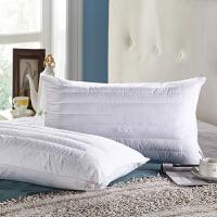 宾馆酒店布草床上用品 单面荞麦枕芯枕头 单面荞麦两用枕(1个)