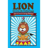 【预订】Lion Livres de Coloriage